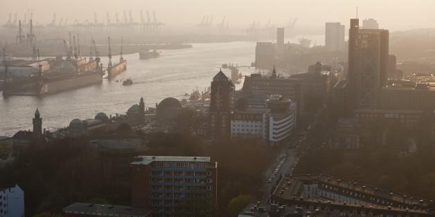 Hamburg, meine WLAN-Perle?