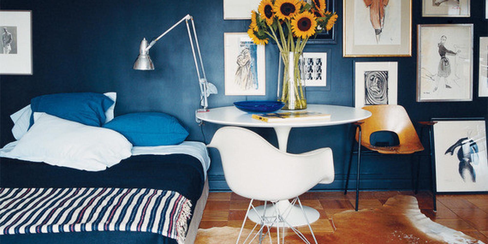 9 Small Bedroom Decorating Tricks