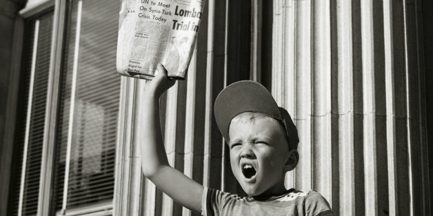 Image result for images of old paperboy