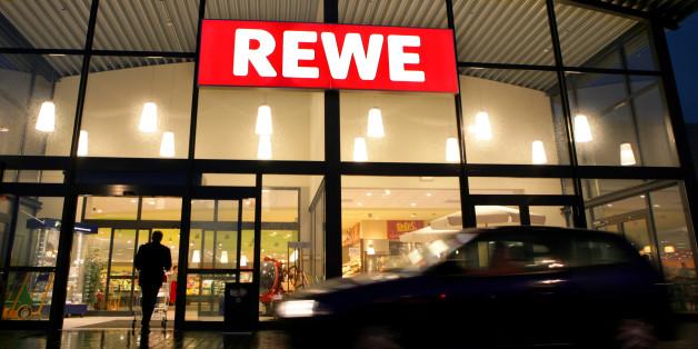 Weil ein Kind beim Einkaufen schrie, griff Rewe zu drastischen Maßnahmen