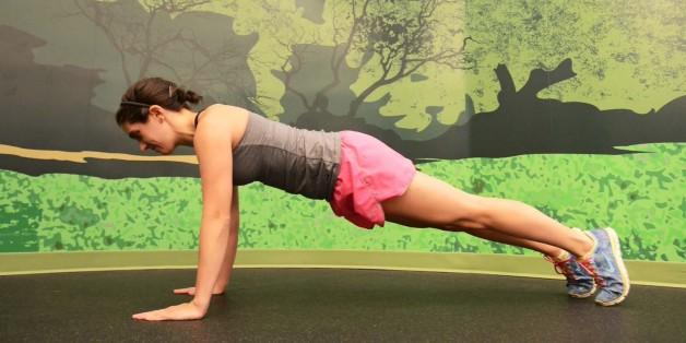 최고의 근육운동 팔굽혀펴기 4가지 방법