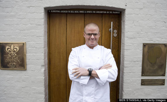 the fat duck heston