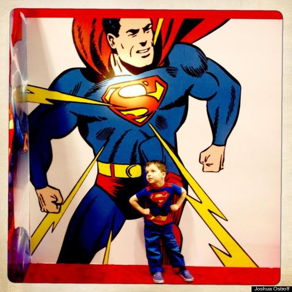 superman and son