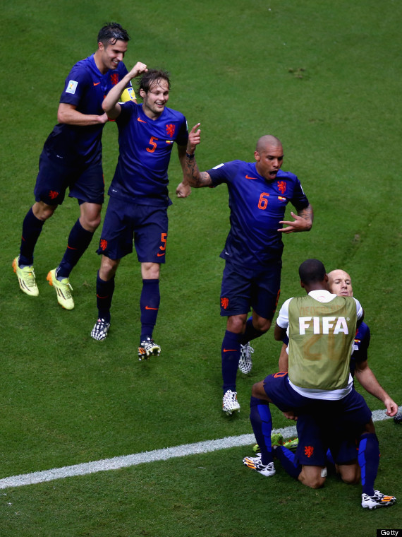 daley blind nigel de jong