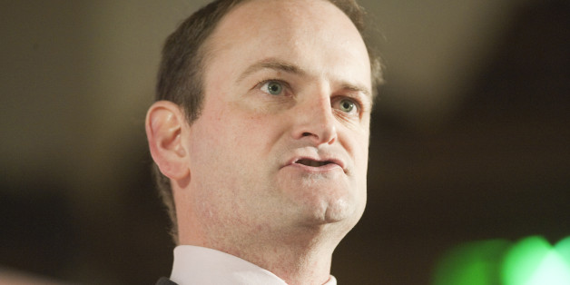 Douglas Carswell was told to 'get a sense of humour' by David Cameron on Wednesday