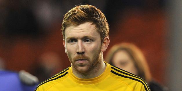 Conor Devlin, Northern Ireland goalkeeper