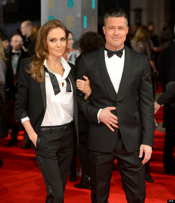 Brad Pitt And Angelina Jolie Married: A-List Couple Have