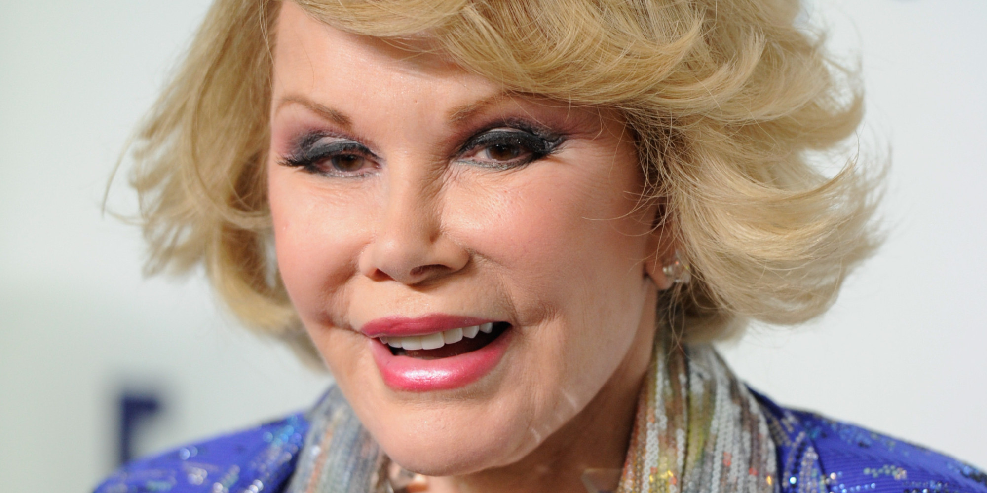 Joan Rivers Dead At Age 81 Following Week Long Hospitalization Huffpost