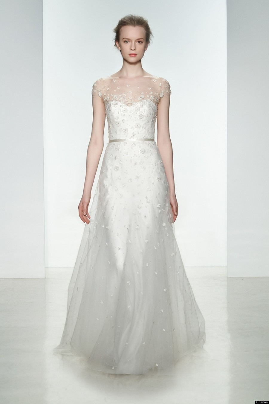 Spring Wedding Dresses: 20 Beautiful Gowns For Your Special Day (PHOTOS)
