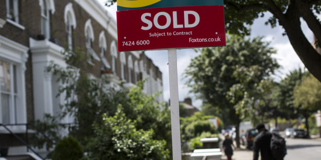 UK House Prices Surge By 11% In A Year To Hit New Record
