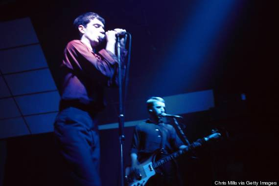 ian curtis peter hook