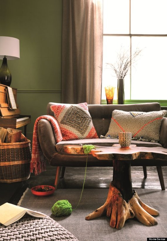autumn touches for the home