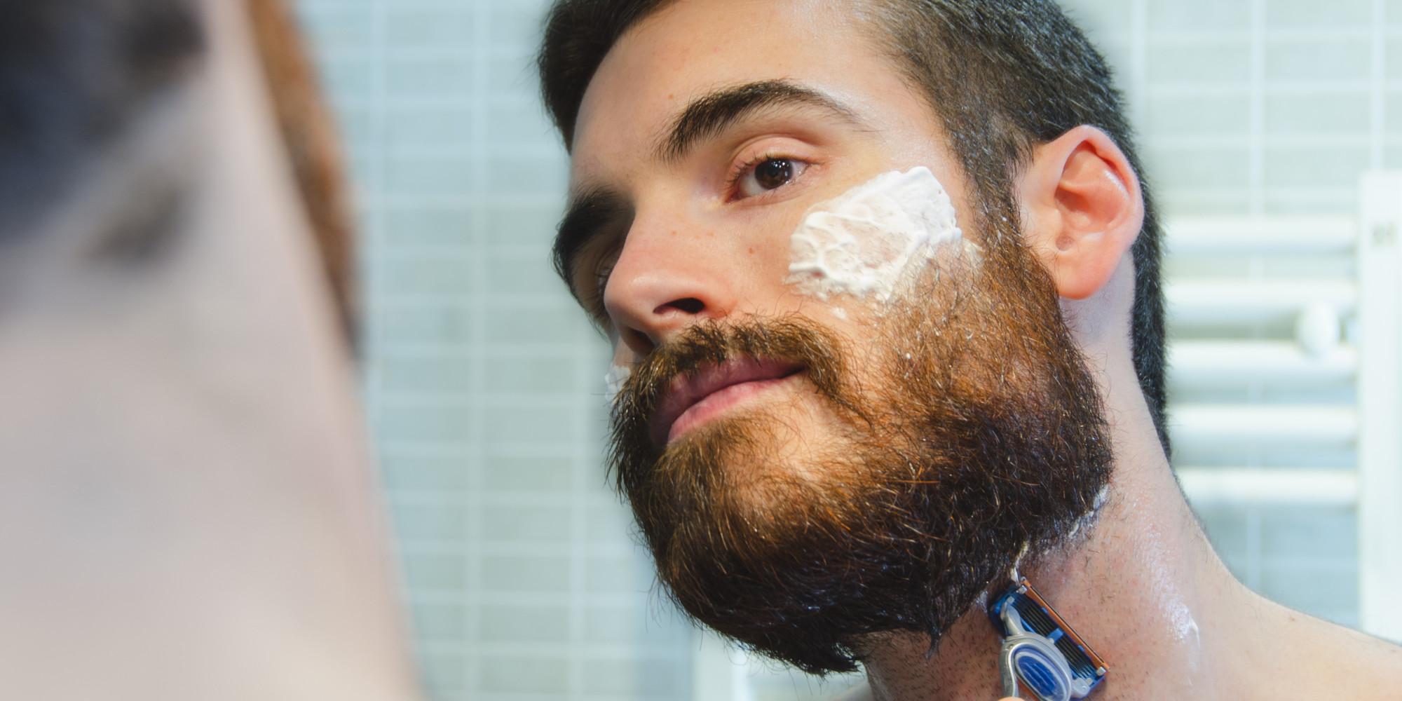Густая борода в домашних условиях 160
