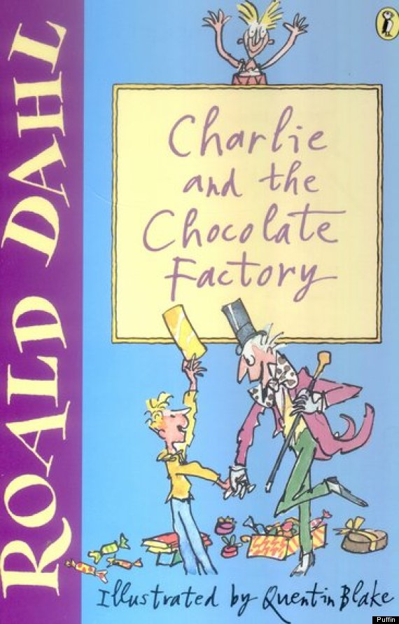 Roald Dahl's Missing Charlie And The Chocolate Factory Chapter Is Mind-Blowing