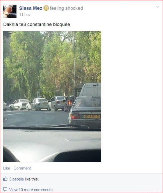 post info trafic