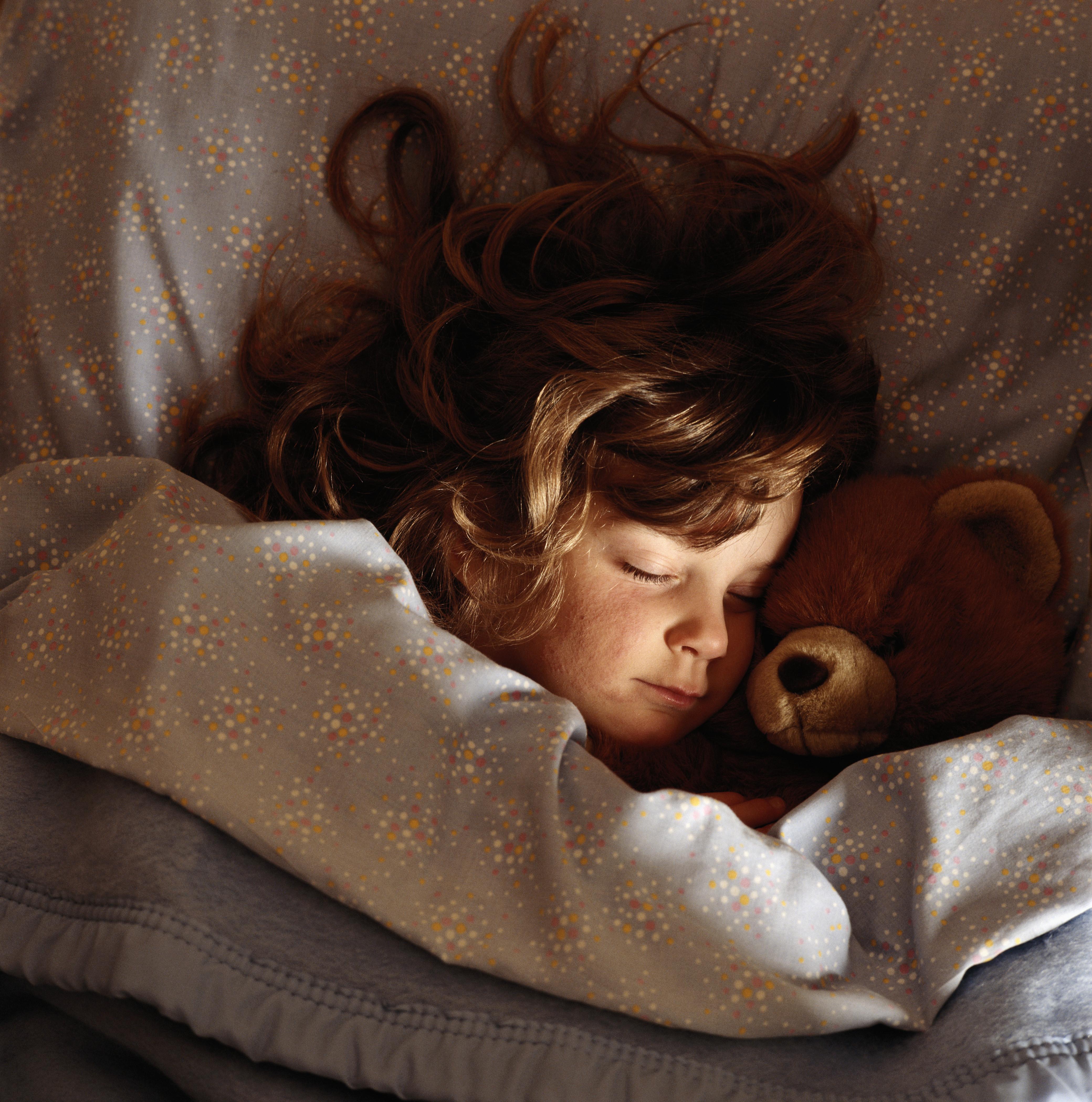 sleep children