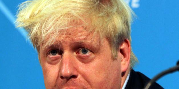 File photo dated 10/08/12 of the Mayor of London Boris Johnson.