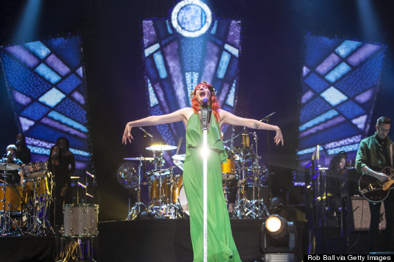 florence welch bestival