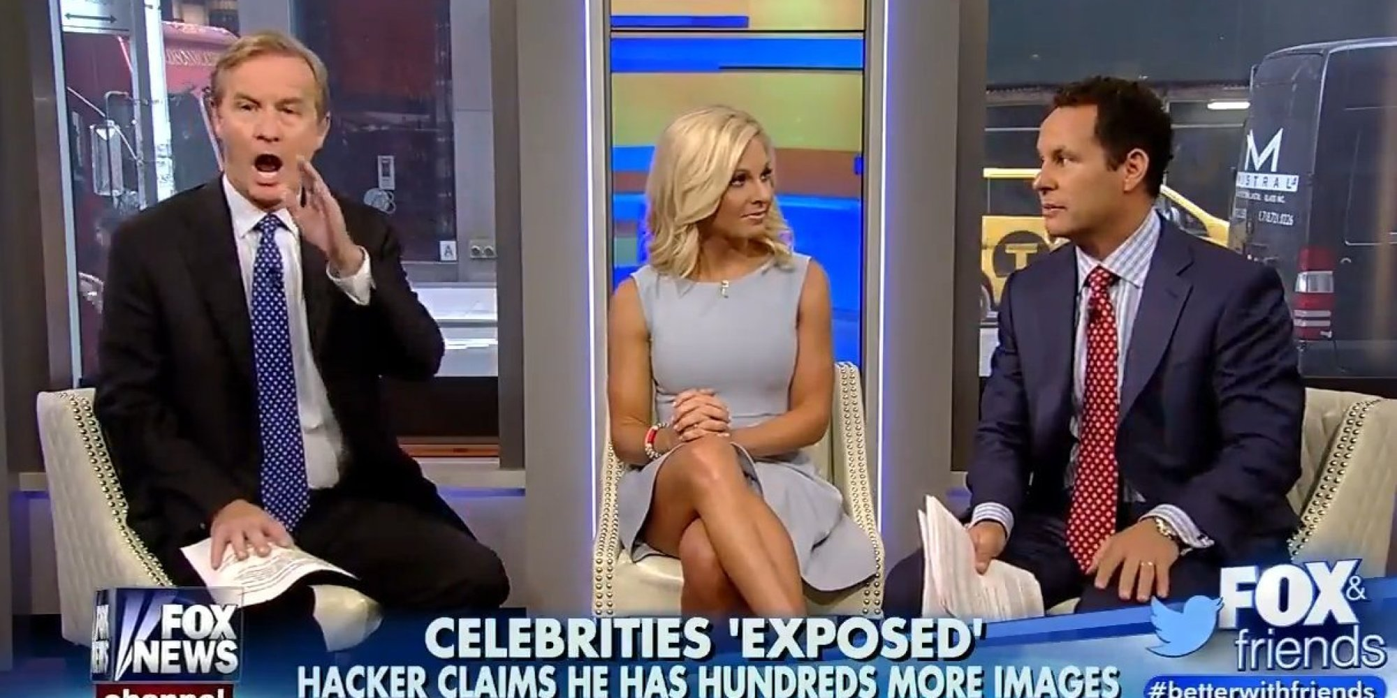 Rather Fox news reporter leaked nude necessary