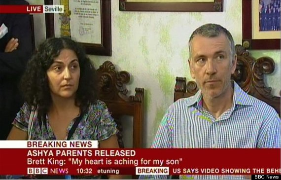 ashya king parents