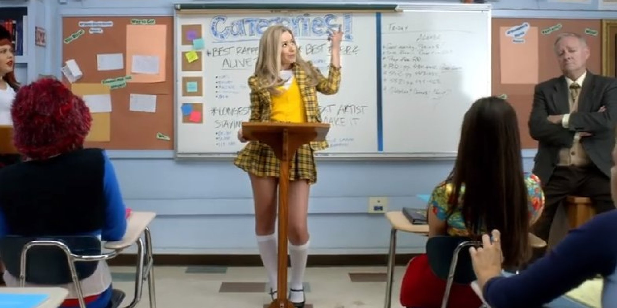 20 Best Music Videos Set In High School