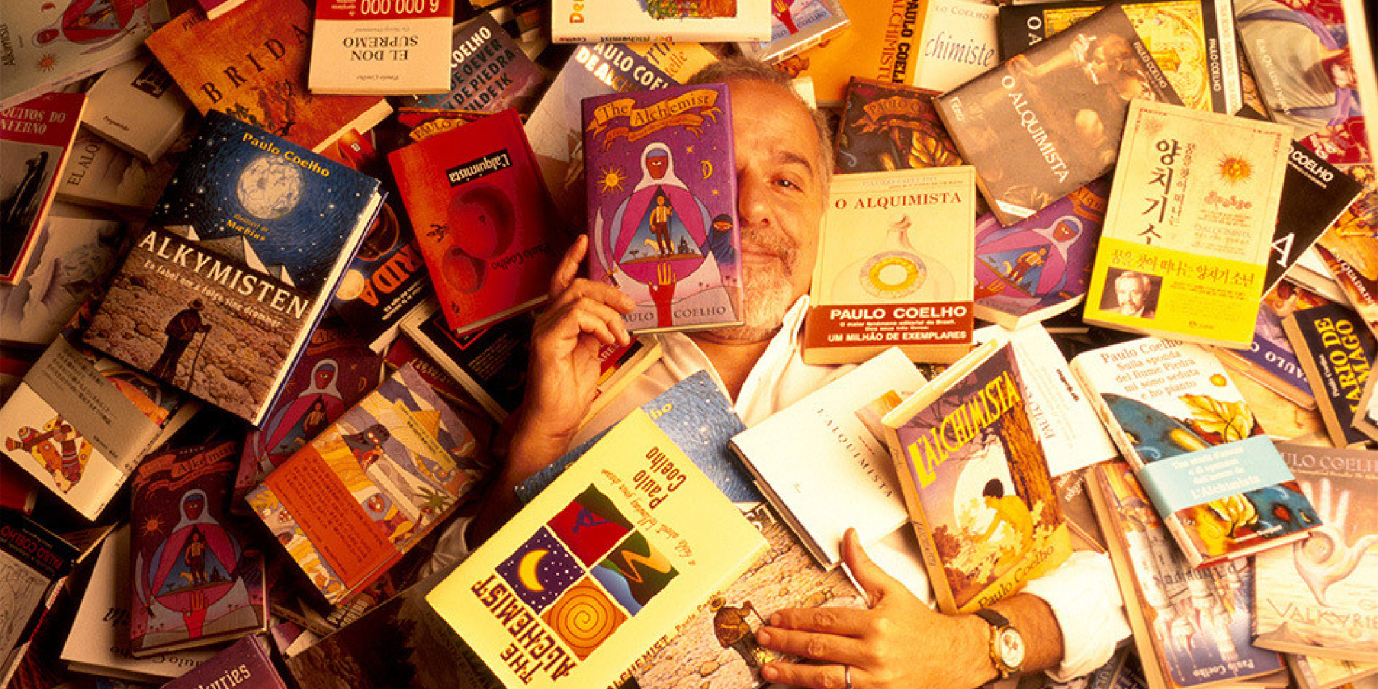 paulo coelho explains how the alchemist went from flop to record paulo coelho explains how the alchemist went from flop to record breaking bestseller video huffpost