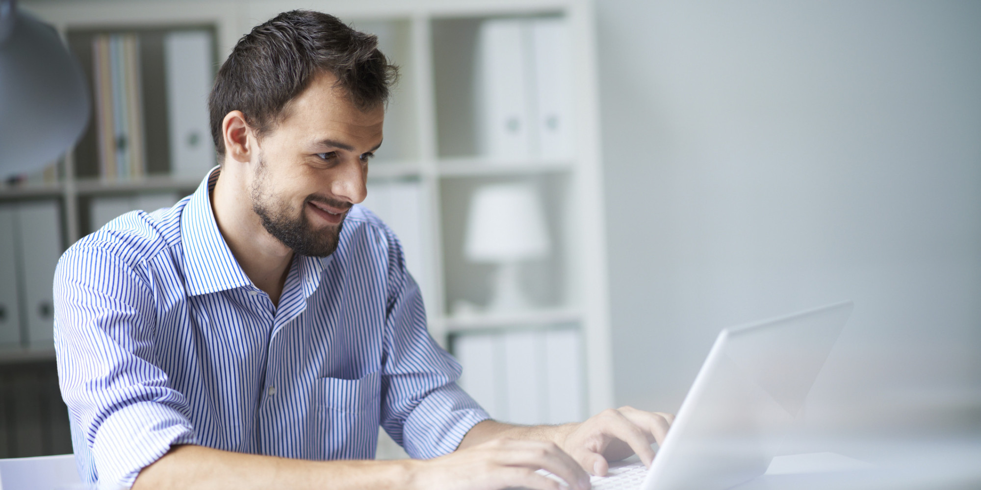 Image result for hot man typing on computer