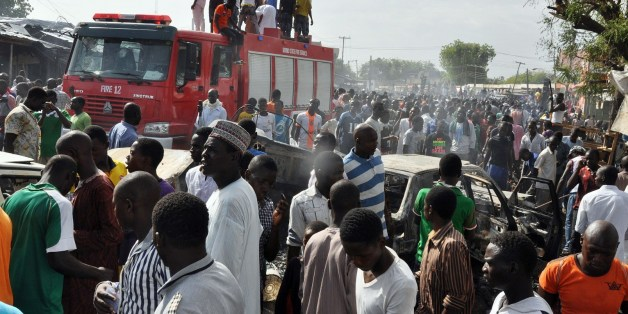 Hundreds Flee Nigeria's Maiduguri As Boko Haram Militants Advance