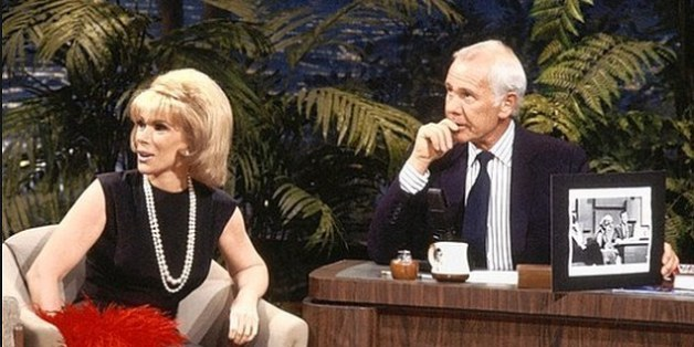 The 10 Most Memorable Joan Rivers Talk Show Appearances Ever