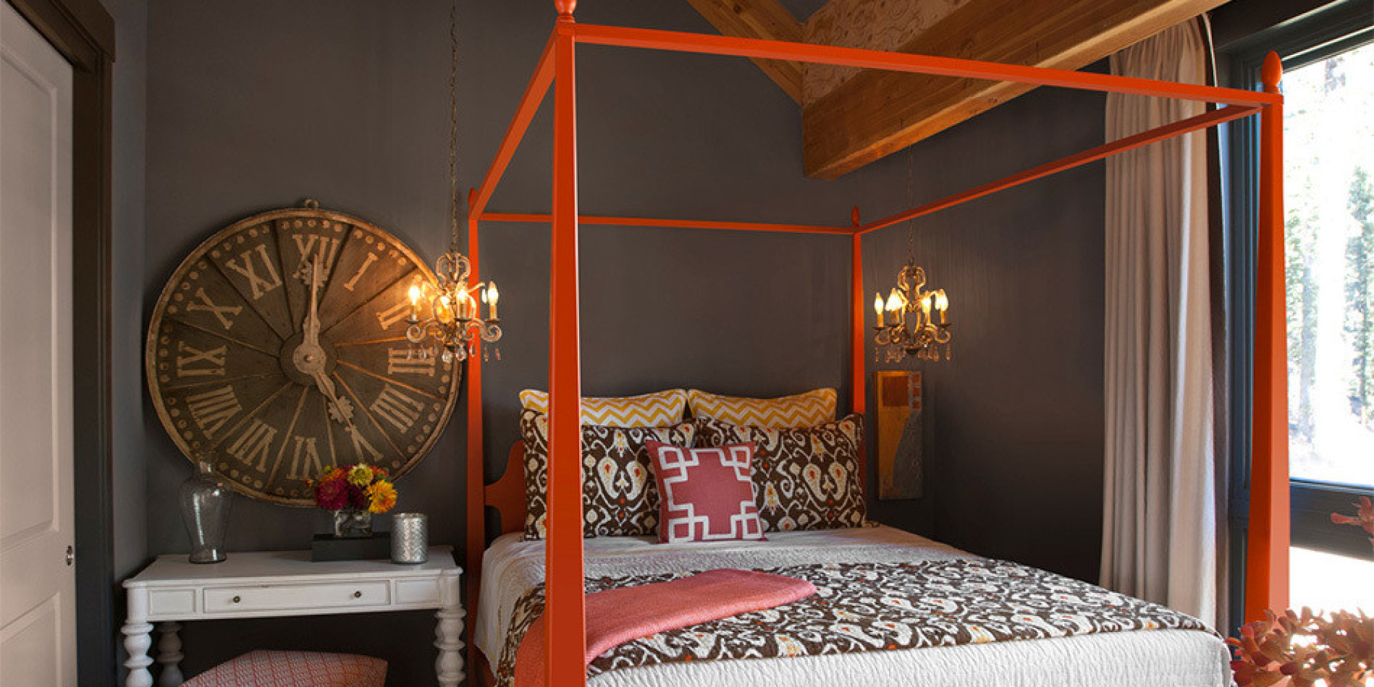 8 incredible paint colors for your bedroom huffpost
