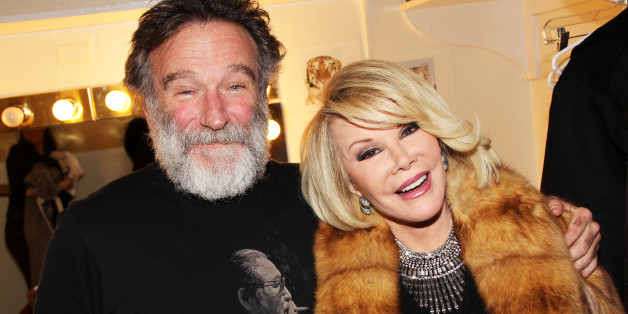 Joan Rivers Honors Robin Williams In Resurfaced Interview