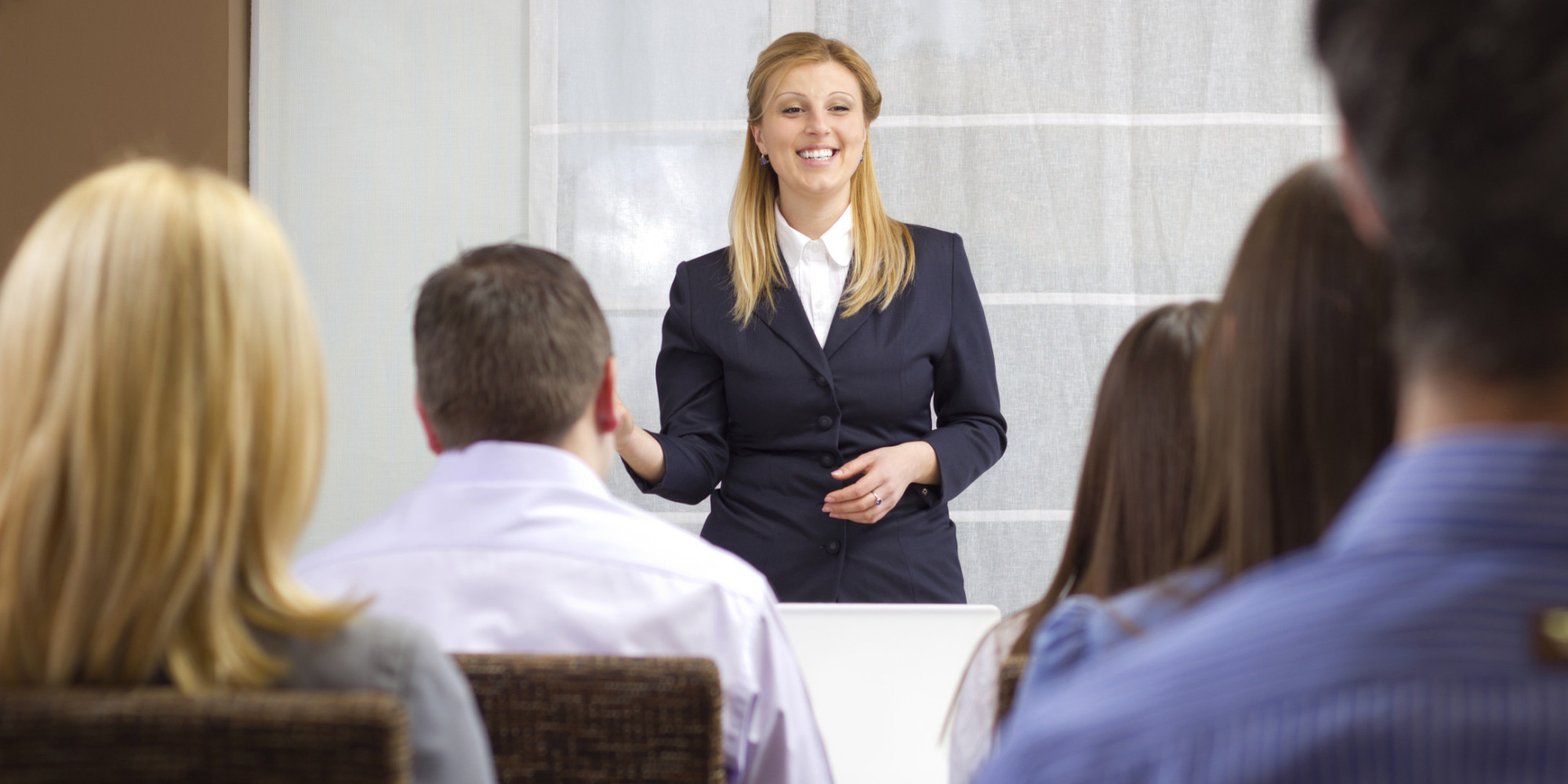 how one woman went from executive assistant to executive coach