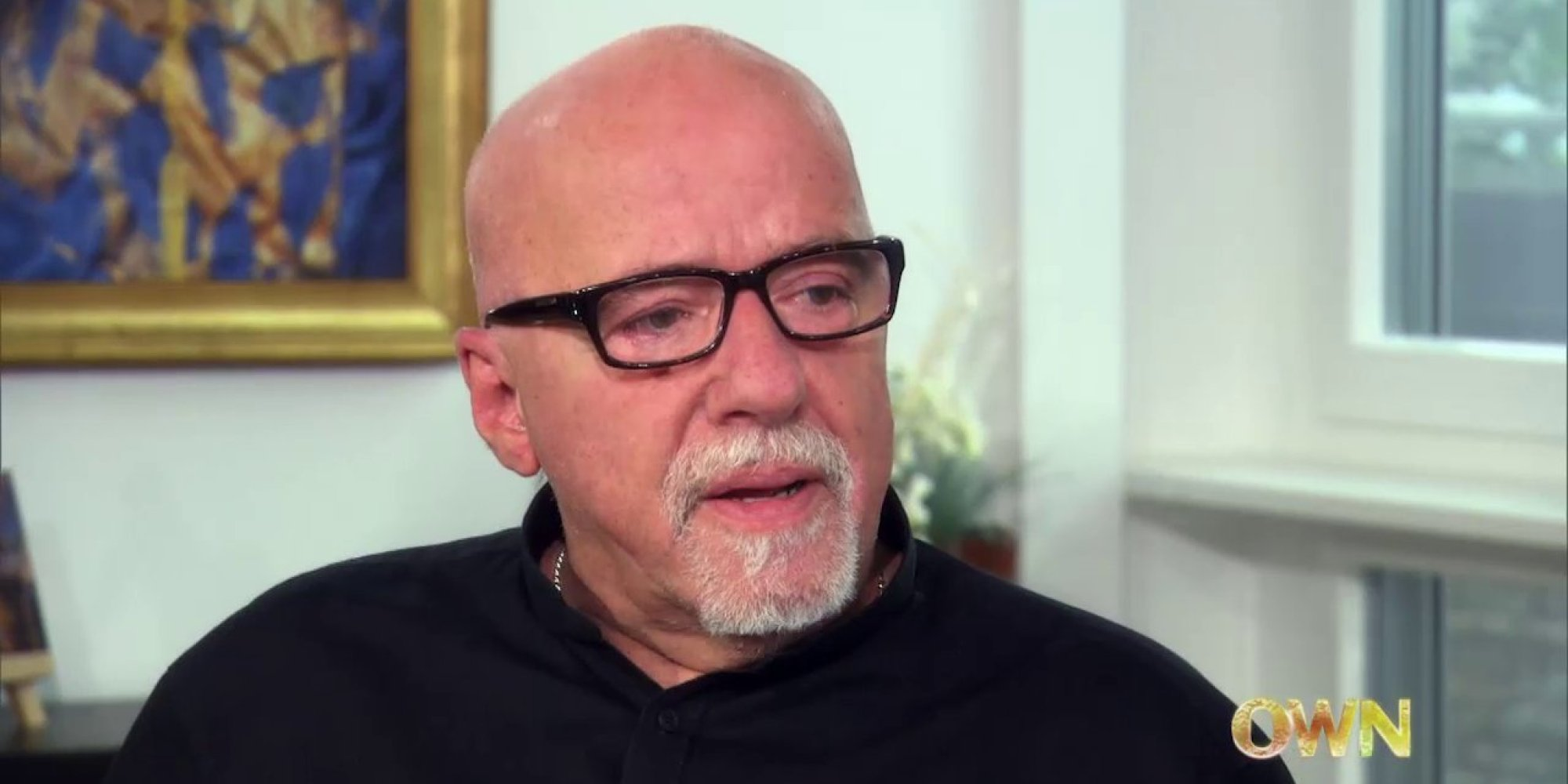 paulo coelho explains one of the most quoted lines in the  paulo coelho explains one of the most quoted lines in the alchemist video huffpost