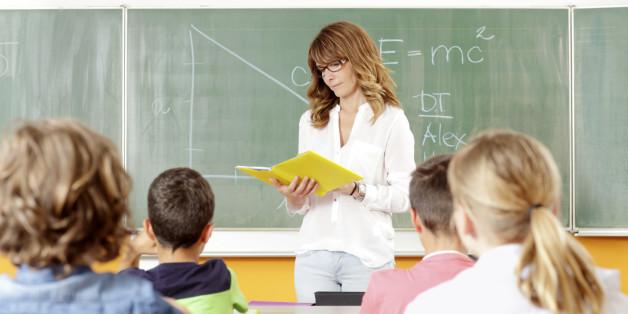 Ein Brief An Die Zukünftigen Lehrer Meiner Kinder Huffpost Deutschland