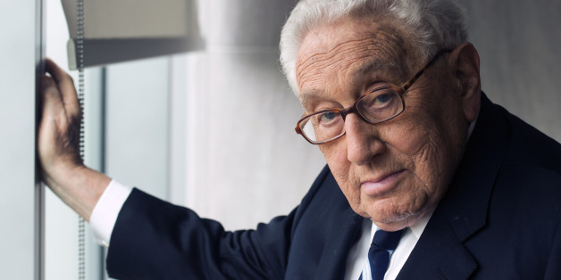 Henry Kissinger: Iran 'A Bigger Problem Than ISIS'