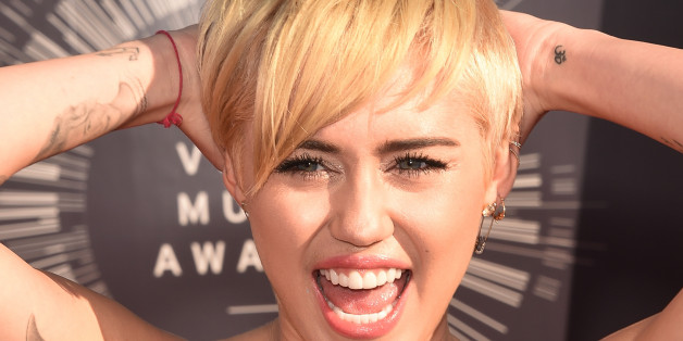 Miley Cyrus Wears Pasties Instead Of A Shirt, Continues Being Shocking