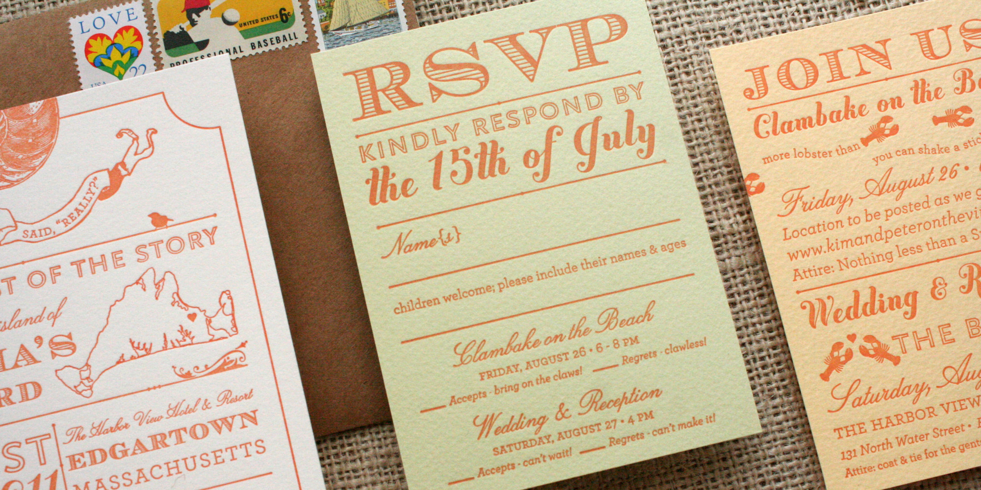Want Wedding Guests To RSVP Faster? This Is How To Frame Your ...