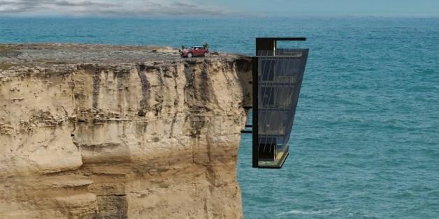 Ne visitez pas cette maison si vous avez le vertige