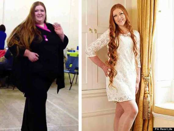 tracy weight loss