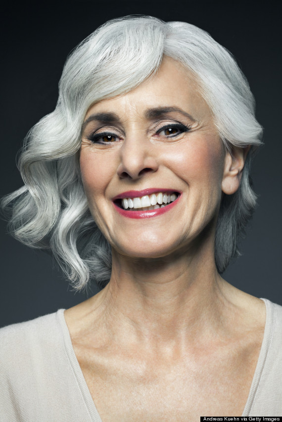 What Gives You Grey Hair Study Reveals Why Some Are More Prone Than