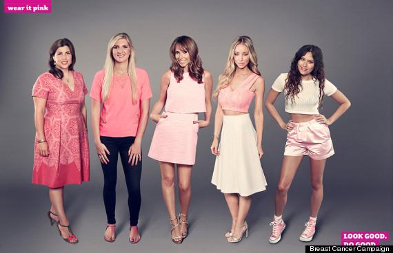 wear it pink campaign