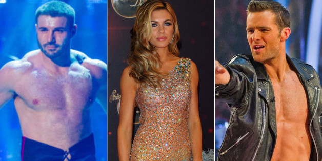 Strictly's Sexiest Stars