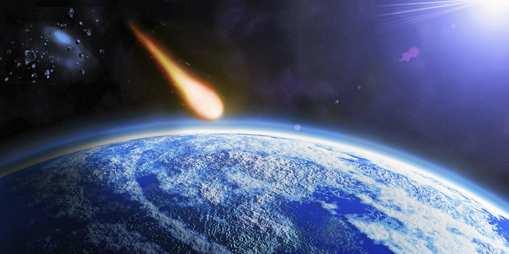 Meteorites On Earth