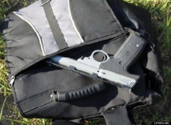 bc gangster gun