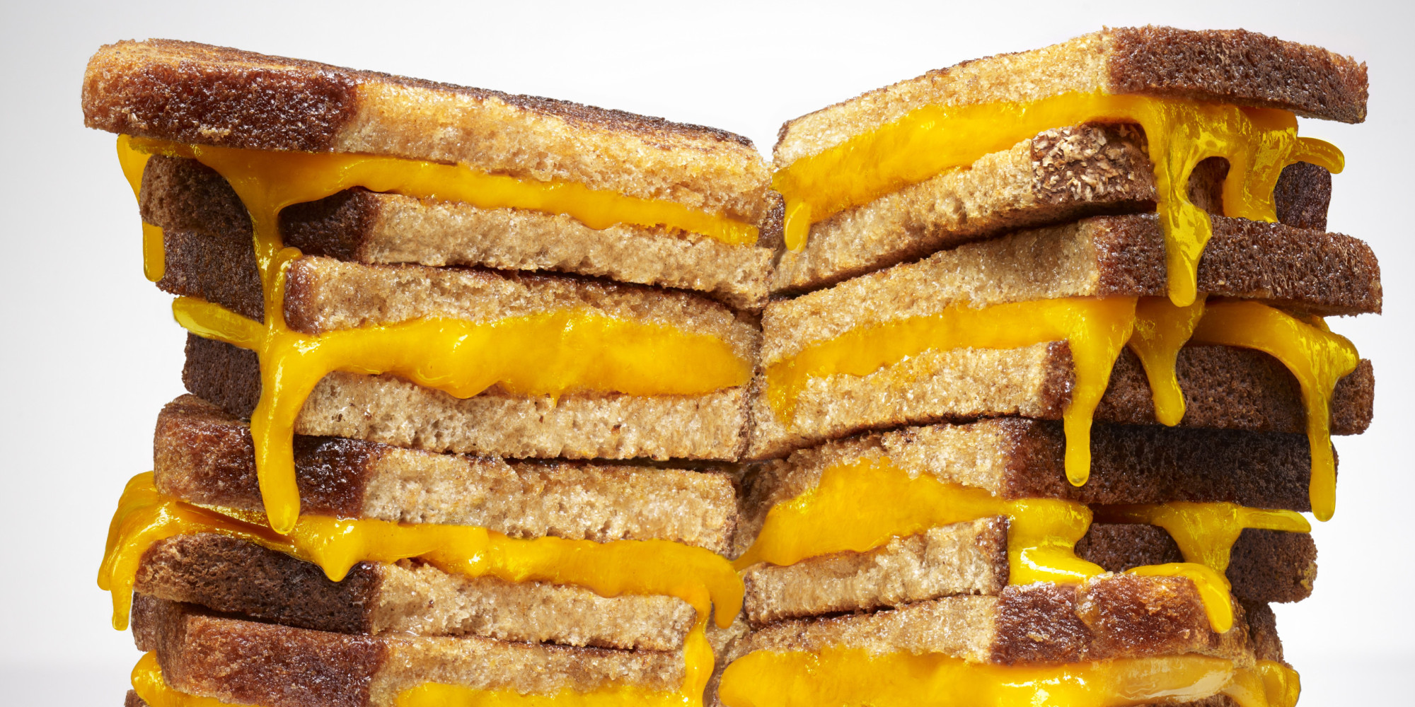 How To Make 10 (Or More) Grilled Cheese Sandwiches At Once ...