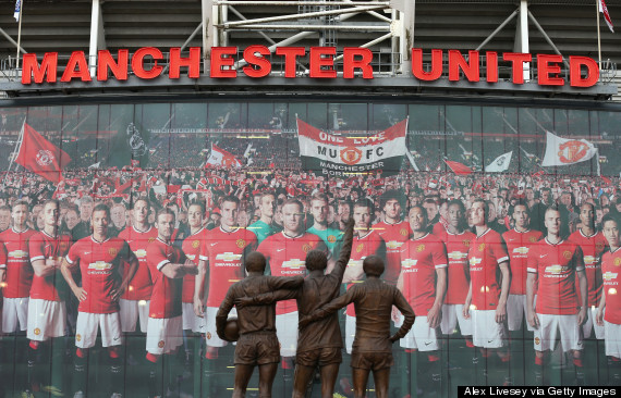 manchester united revenue