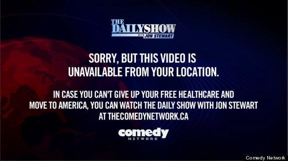 dailyshow geoblock