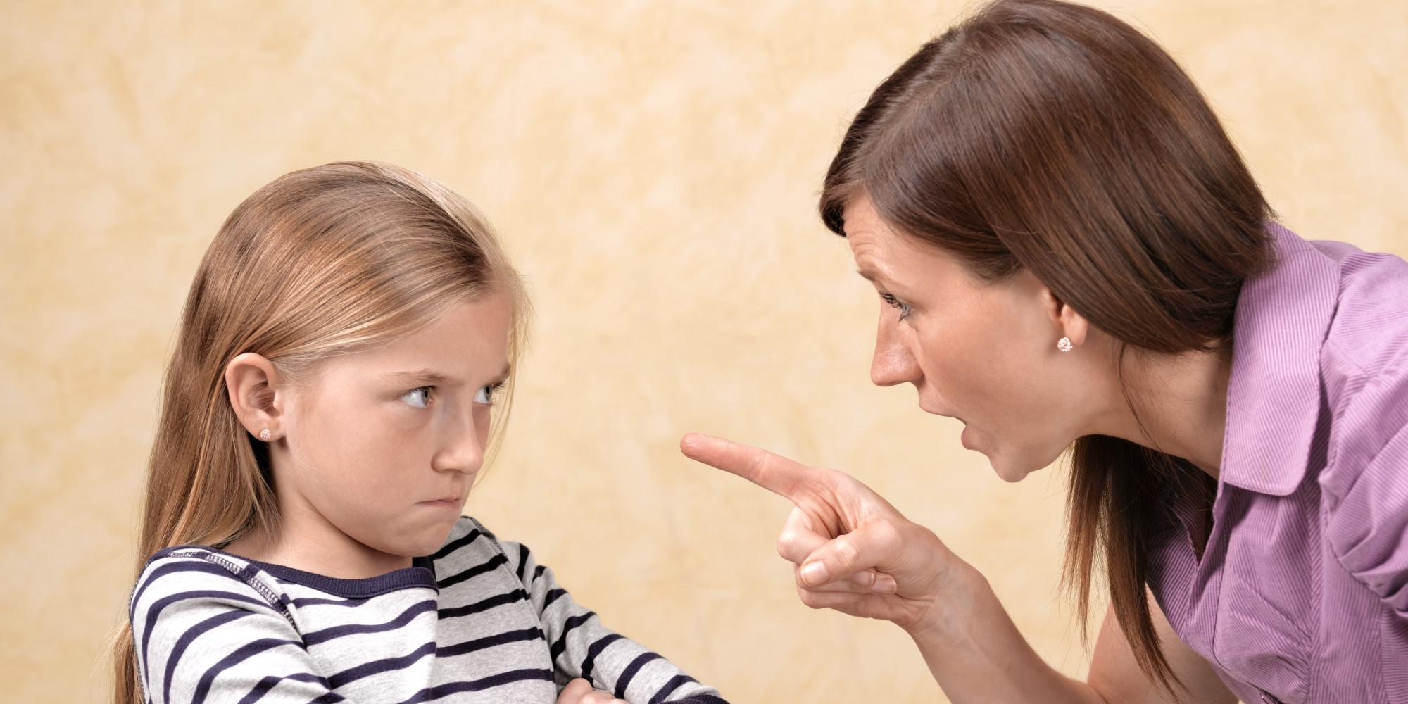 Kebiasaan marah-marah bisa mengganggu tumbuh kembang anak.