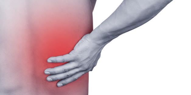 허리 통증이 금방 좋아지는 간단한 운동