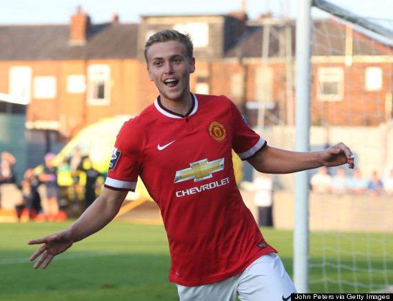 james wilson manchester united